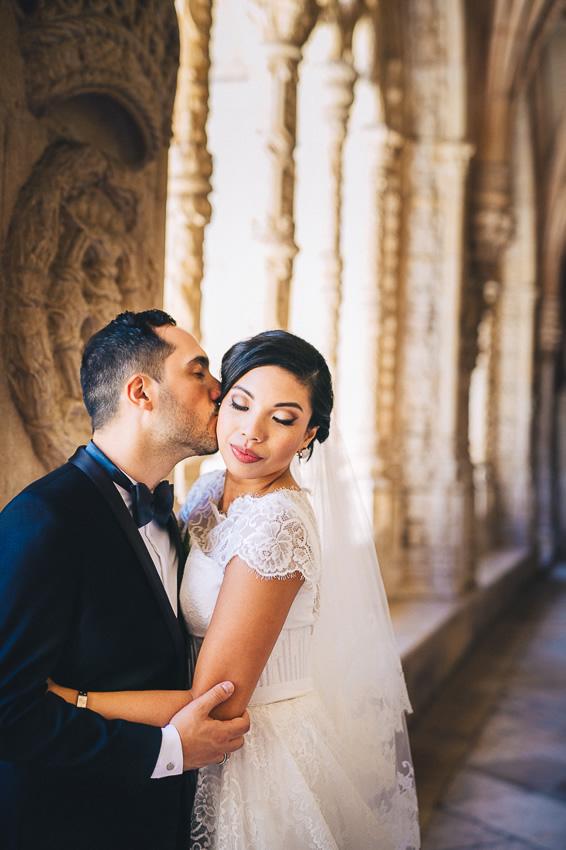 casamento no Mosteiro dos Jerónimos