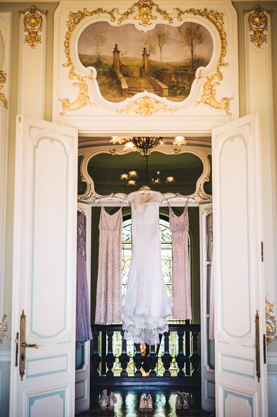 Wedding Reception in Pestana Palace