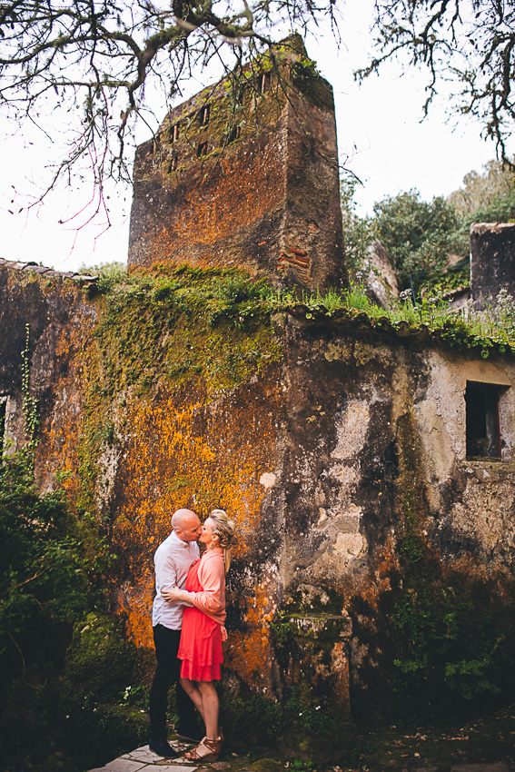 Pre-Wedding Photoshoot in Sintra