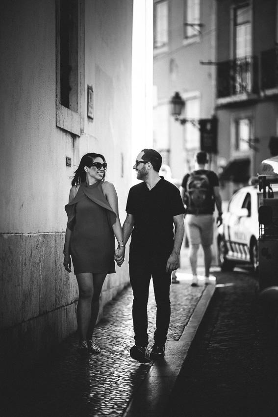 Engagement in Lisbon