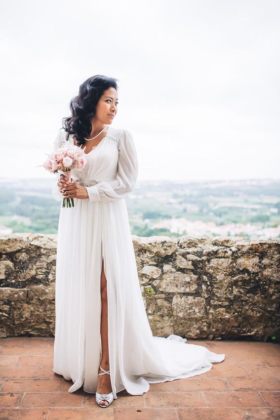 Castle Wedding in Portugal