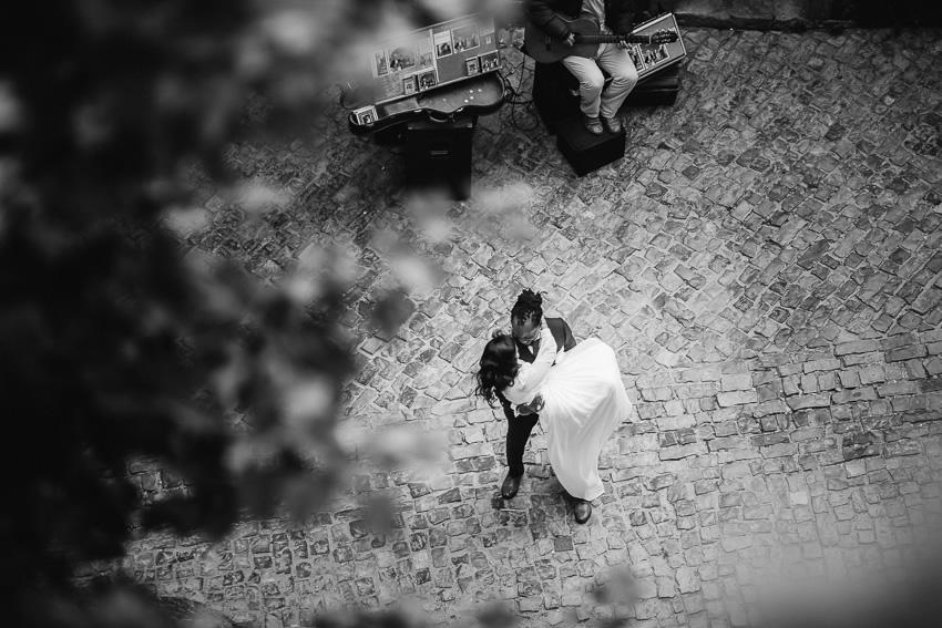 Casamento no Castelo de Óbidos