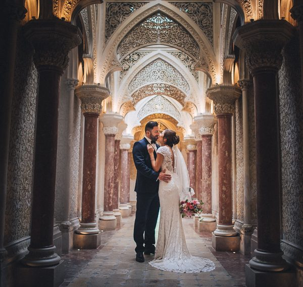 Mahsa & Kooshyar inspiring wedding in Monserrate