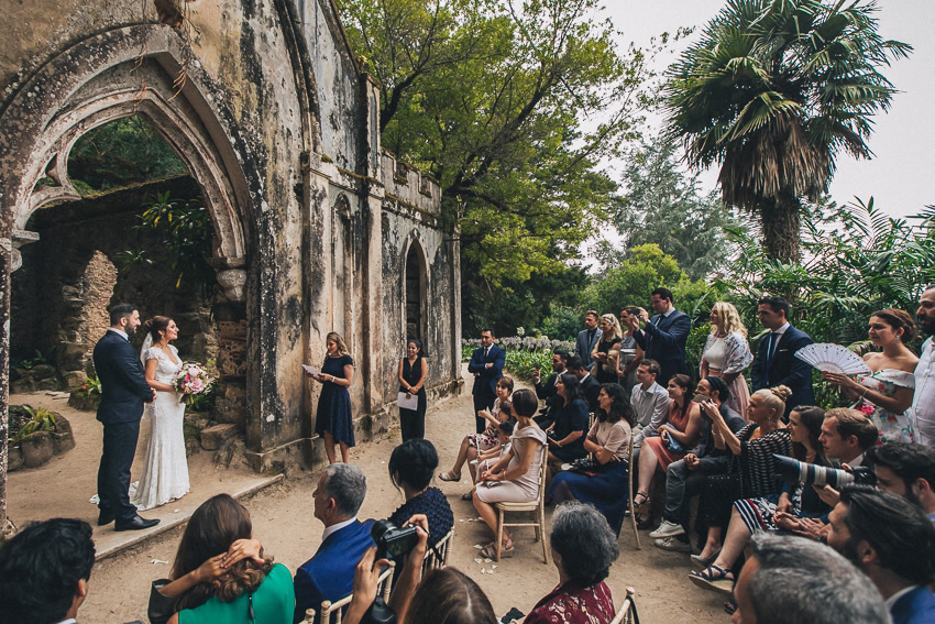 inspiring wedding in Monserrate