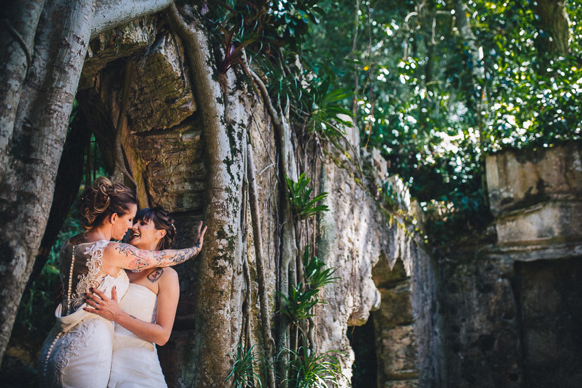 Emma & Inês Memorable Destination Wedding in Sintra