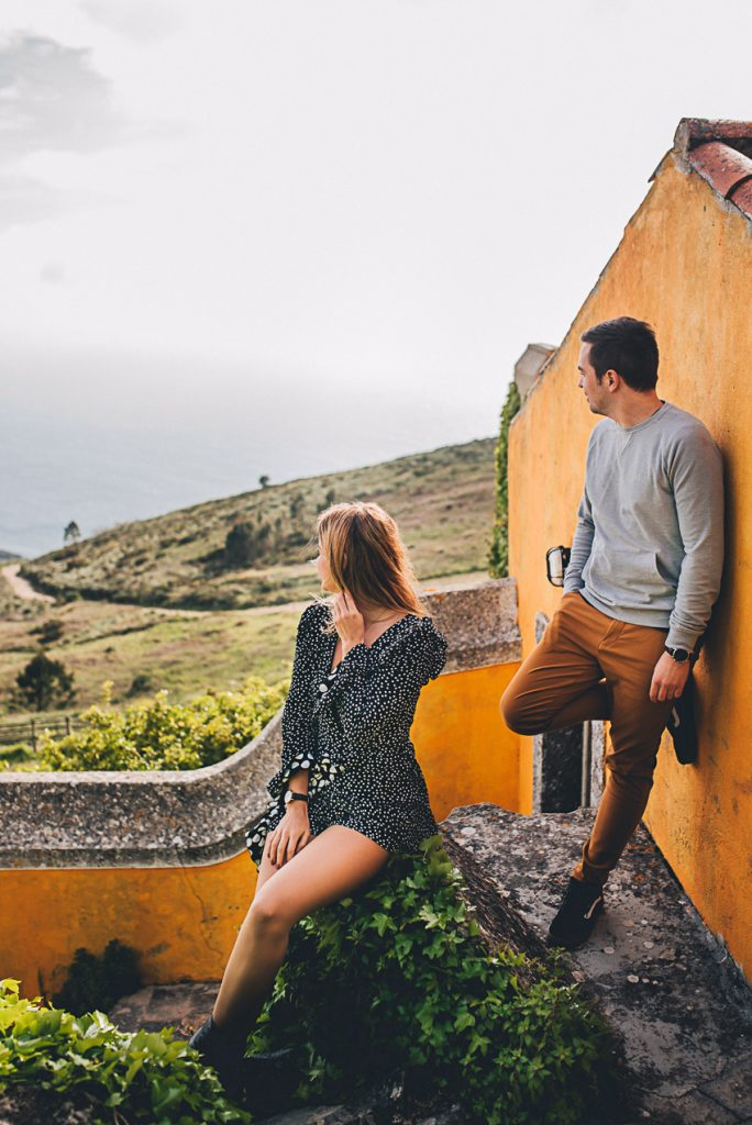 Engagement Photoshoot in Portugal