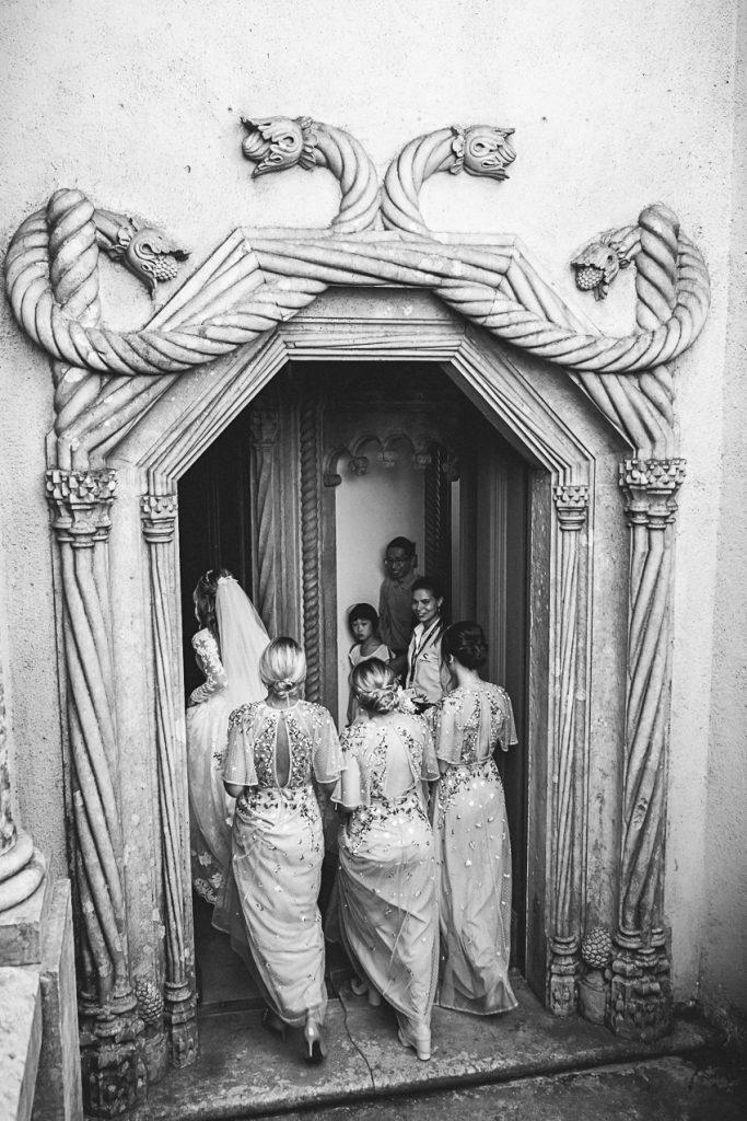 Casamento no Palácio da Pena