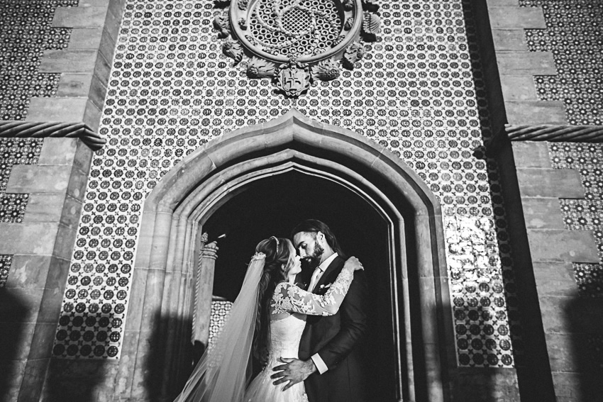 Wedding in Pena Palace Portugal