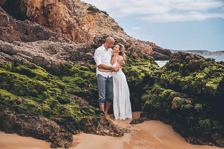 Beach Elopement in Portugal