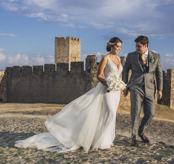 Nathalia & Tiago Destination Wedding in Alentejo